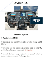 Avionics Introduction