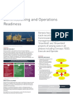Commissioning and Operations Readiness A4 REV F