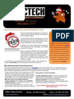 Exactech Fraud Risk Management Newsletter December 2018