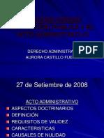 27 SET LA FUNCION PUBLICA Y EL ACTO ADMINISTRATIVO.ppt