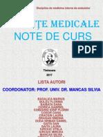 Urgente 20medicale 20dr 20ciorica 20pdf