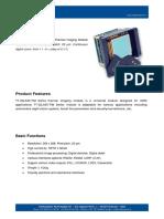 TT 32LA30 TIM Datasheet - THERMOGRAPHIC MODULES