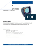 TT 62LA30 TIM Datasheet - THERMOGRAPHIC MODULES