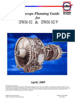 CFM56-5C Workscope Planning Guide