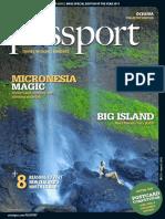 Geographic PASSPORT - Issue 6, 2012