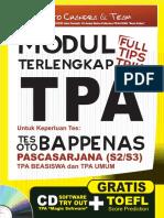 [IV] Aristo Chandra & Team - Modul Terlengkap TPA Full Tips Dan Trick (2015, Indra Ismantoro)
