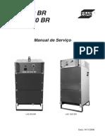 0209255 Rev4 ManualServico LAE800-1250 Pt-1 Actualizado 2013