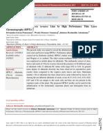 Alkaloid Ekstrak Metanol