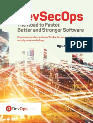 0418 RSA DevSecOps DevOps Final | Online Safety & Privacy