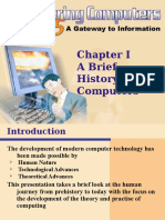 Lecture1 History of Computers
