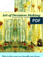Art of Decision Making - Volume 51 Dated 16-10-2010