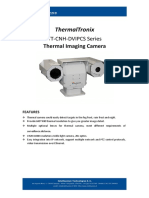 ThermalTronix TT-CNH-DVIPCS Series Datasheet - SECURITY SYSTEMS