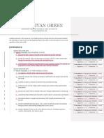 naytoniyan green resume