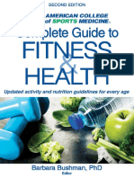 ACSM's Complete Guide to Fitness & Health, 2nd Edition