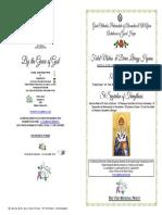 2018 - 12 Dec - St Spyridon -Mat & Div Lithymns