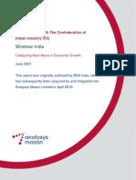 BDA Wireless India White Paper2010