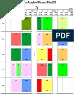 Jadwal SMPK TD Sem 1 03112018 Kelas