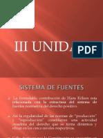 III Unidada