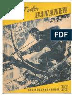 Das Neue Abenteuer 039 - Rudolf Daumann - Freiheit Oder Bananen