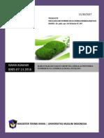 Isran Asnawi - Biofuel Sebagai Sumber Energi Jangka Panjang