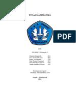 Cover, Lembar Pelengkap, Lampiran - XII MIA 3- Kelompok C