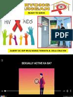 HIV & STI