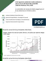 Congreso Internacional de Ing. Ambiental, Huánuco, 2018 (1)