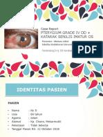 Ppt Pterygium