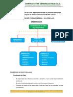 Organización y Organigrama
