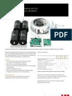 ABB ACS 800 PM Kits