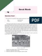 Penjasorkes SD-MI Kelas 6. Bab 4