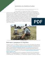 (Reportaje) Los Flujos Migratorios en América Latina