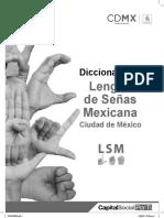 Diccionario de Lenguaje de Señas Mexicano