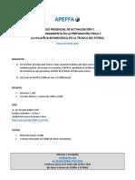 Instituto APEFFA - Curso Presencial 2019