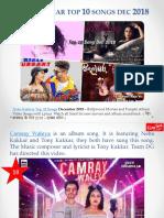 Neha Kakkar Top 10 Songs Dec 2018 (Bollywood & Punjabi)