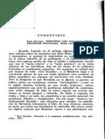 Lenin, Comentario. Karl Kautsky, Bernstein Und Das Sozialdemokratische Programm. Eine Antikritik
