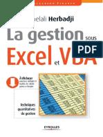 [Chelali Herbadji] La Gestion Sous Excel Et VBA T(B-ok.org)