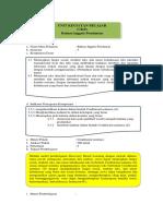UKBM Sastra Inggris  XI KD 3.3 - 4.3 Conditional Sentence