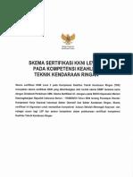 Skema KKNI Level II Teknik Kendaraan Ringan 2018.pdf