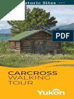 Carcross Walking Tour