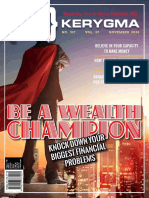 Be a Wealth Champion