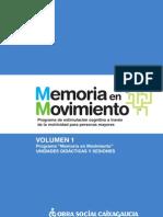 MEMORIA EN MOVIMIENTO 1