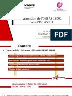 Transition de l'OHSAS 18001 vers l'ISO 45001 Acheivemency.pdf