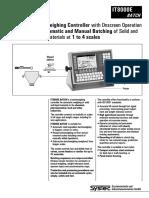 IT8000E Batch manual