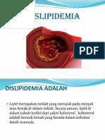 Dislipidemia edukasi prolanis