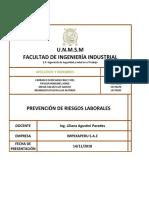 Informe Final PRL