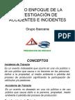 Presentación Análisis e Investigación de Accidentes e Incidentes
