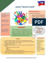 afiche proyecto informatica educativa