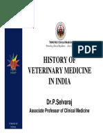 PS History of Vet Med