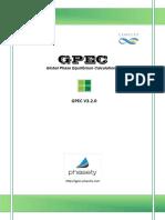 manual de usuario gpec 2012